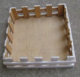 12345SPF - Small Square Box