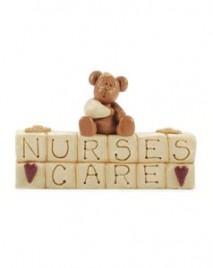 27563-Nurses Care Resin Block