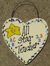 Teacher Gifts 5009 All Star Teacher