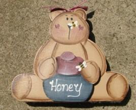 12HBB  Honey Bear Blue
