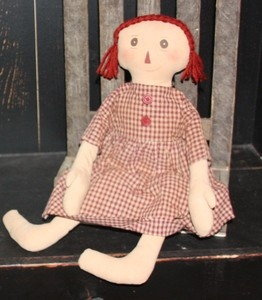 TDA1497-Annie Doll