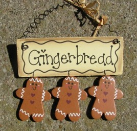 1080 - Gingerbread Wood