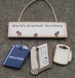 1200N  Worlds Greatest Secretary