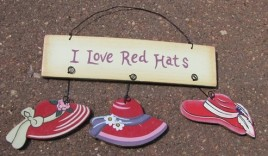 wd1240 - I Love Red Hats